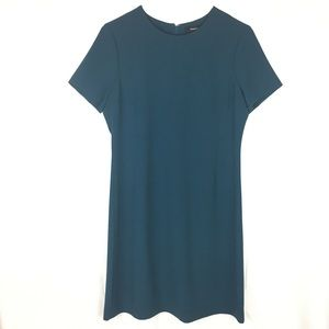 Theory Jatinn Modern Crepe Dress